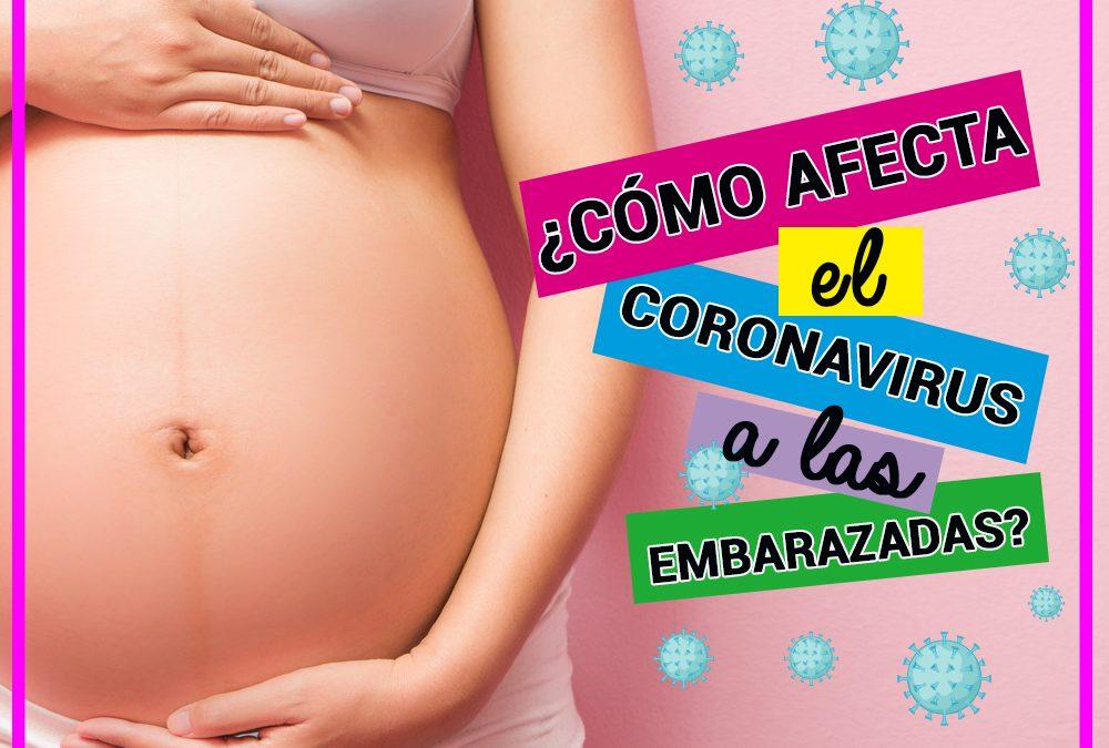 ¿Cómo afecta el coronavirus a las embarazadas?